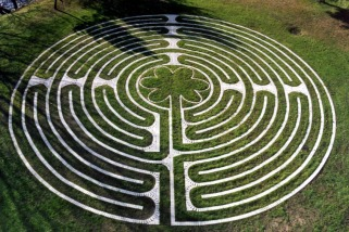 Image result for what is a labyrinth walk